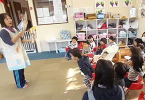 英語教育の写真